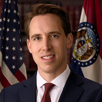 photo of Josh Hawley