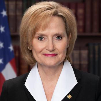 photo of Cindy Hyde-Smith