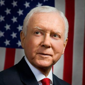 photo of Orrin Hatch