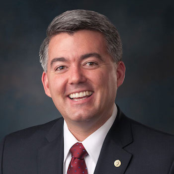 photo of Cory Gardner