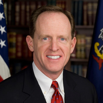 photo of Pat Toomey